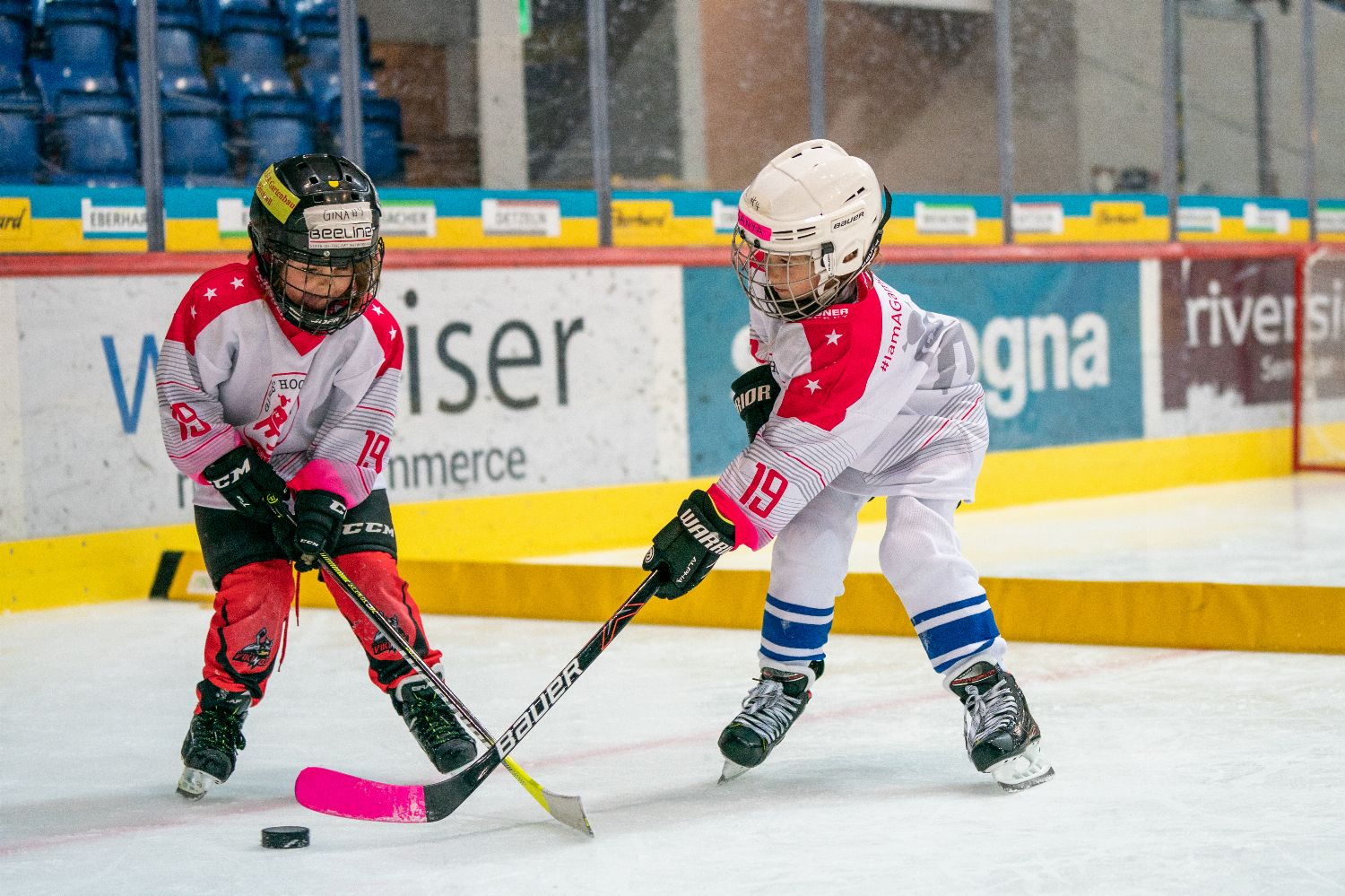 Girls' Hockey Day - <?php echo Kloten; ?>